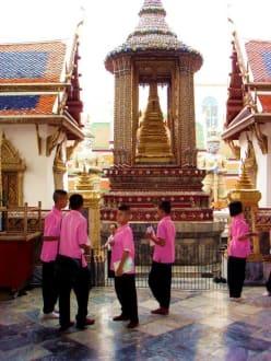 Einheitslook - Wat Phra Keo und Königspalast / Grand Palace