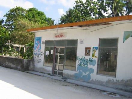 Geschäft - Radfahren Addu Atoll
