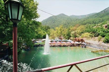 Wasserkühlung - Restaurant Dimcay
