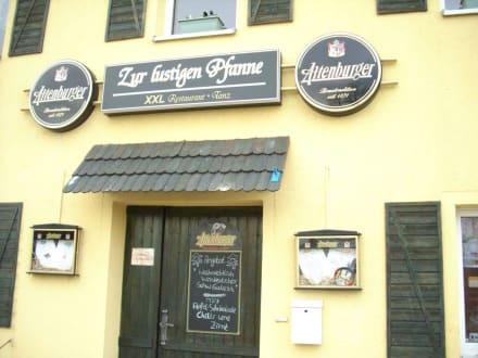 1. XXL-Restaurant Ostsachsens - XXL-Restaurant
