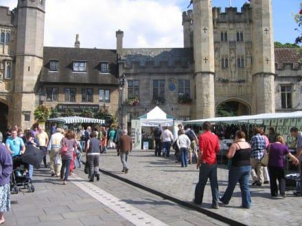 Marktplatz, Wells - Wells