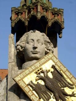 Roland in Bremen - Bremer Roland
