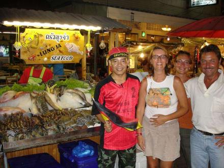 Super Seafood! - Seafoodrestaurant Lung Ja