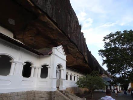 Dambulla - Höhlentempel Dambulla
