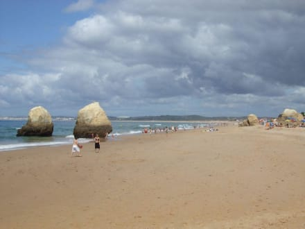 Strand von Alvor 4 - Strand Alvor