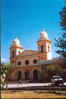 Kathedrale von Cafayate - Kathedrale Nuestra Señora del Rosario