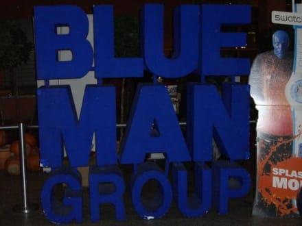 Blue Man Group - Blue Man Group