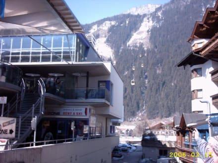 Penkenbahn in Mayrhofen - Penkenbahn