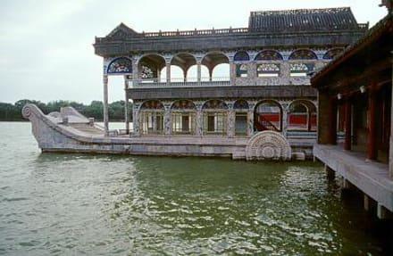 Peking - Sommerpalast - Sommerpalast