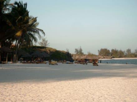 Ende der Watamu Bay - Strand Watamu