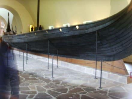 Wikingerschiff-Museum Oslo - Wikinger Museum