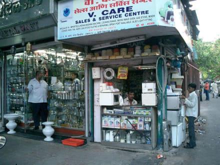 in Mumbay - Bombay