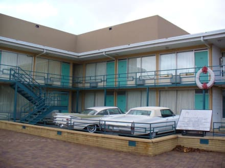 Martin Luther King jr. - National Civil Rights Museum / Lorraine Motel