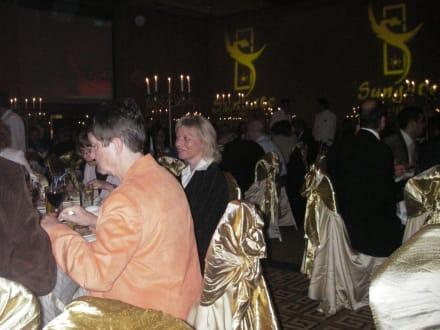 Impressionen aus dem Festsaal - HolidayCheck Award Gala