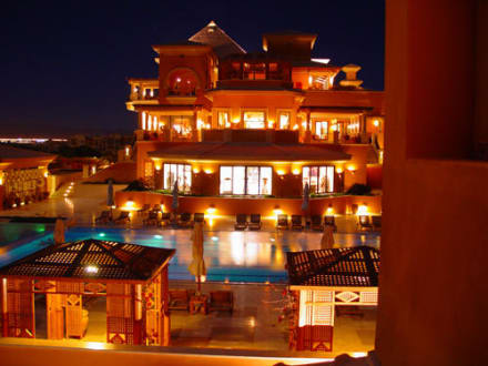 Hauptgebäude/Pool - Westin Soma Bay Golf Resort & Spa
