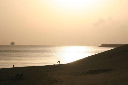 Abendstimmung am Strand von Jandia - Strand Jandia