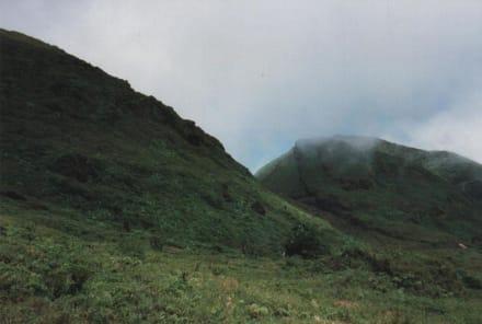 Der Vulkan Soufriere - Cascade aux Ecrevisses