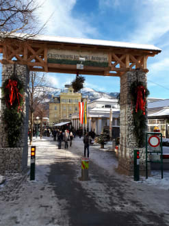 Markt - Adventmarkt Wolfgangsee