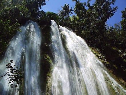 Salto El Limon - Wasserfall Saltos de Limon