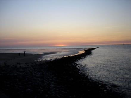 Kugelbake Cuxhaven - Kugelbake