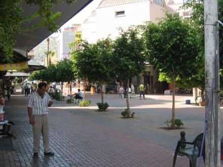 Bazaar - Alanya Bazar