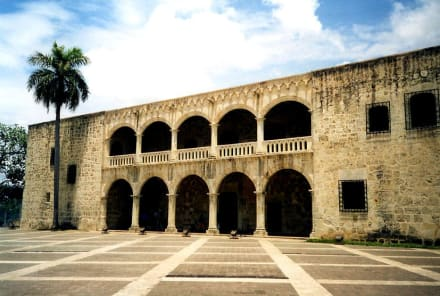 Santo Domingo, Palast - Calle Las Damas