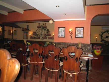 im Inneren - La Piazzetta