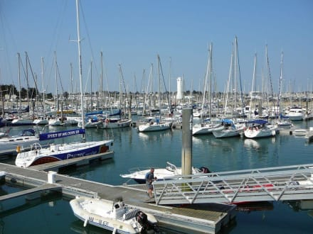 Hafen Port du Crouesty - Hafen Port du Crouesty