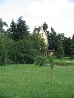 Ein Haus im Park Rosenhöhe - Rosenhöhe Park