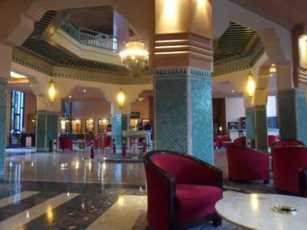 Accueil/Hall  - Hotel Riu Tikida Garden