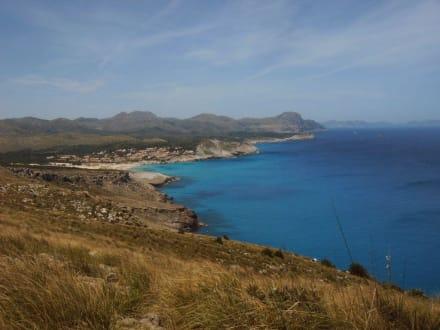 Wanderung zum  Strand von Medsquida - Wandern Cala Ratjada