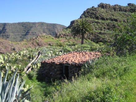 La Matanza - Landschaft im Valle Gran Rey