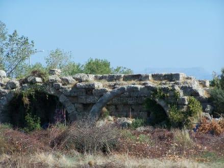 In der Ruinenstadt 1 - Ruinen Side