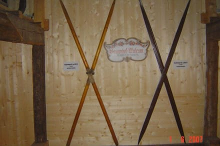 Markus Wasmeier Bauernhofmuseum - Markus Wasmeier Bauernhof und Wintersportmuseum Schliersee