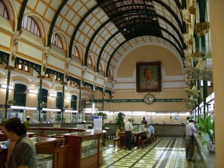 Hauptpost in Saigon - Hauptpost