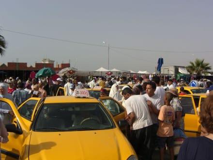 Mahdia Markt - Markt