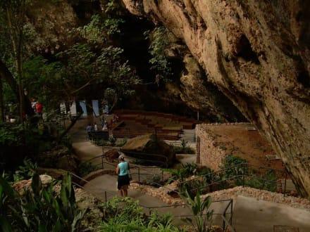 Zugang zu den Hams Höhlen - Coves dels Hams / Hams Höhlen