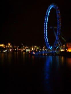 Sonstige Sehenswürdigkeit - London Eye