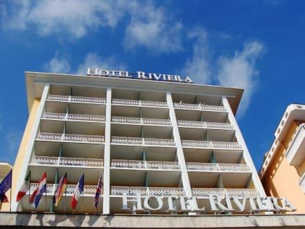 Hotel von Außen - Hotel Riviera - LifeClass Hotels & Spa