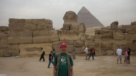 Schönes Gizeh - Pyramiden von Gizeh