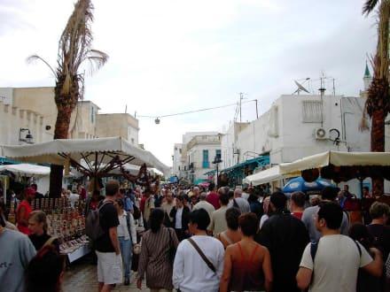 Markt in Nabeul - Markt