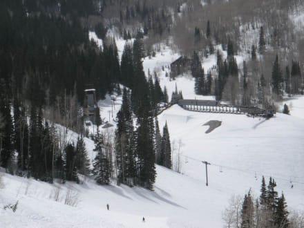 Thaynes Shaft - Ski Utah