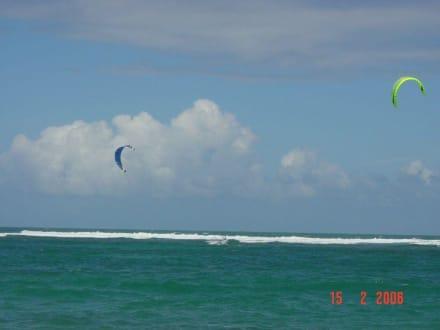 Kitesurfen - Kitesurfing Cabarete