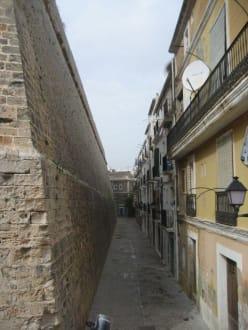 Burgmauer - Altstadt Dalt Vila Ibiza