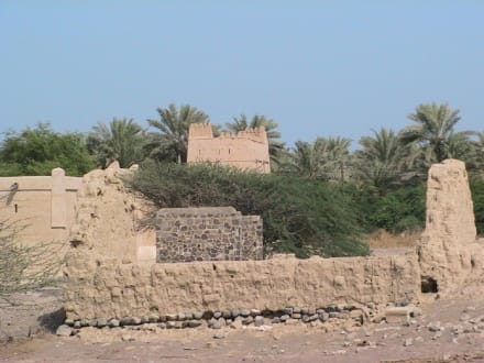 Old Fujairah - Fujairah Castle