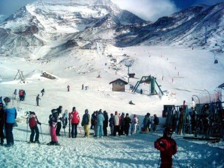 Mountain/Volcano/Hills - Kreuzboden Ski Area