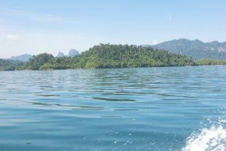 Der Stausee 3 - Sea Canoeing