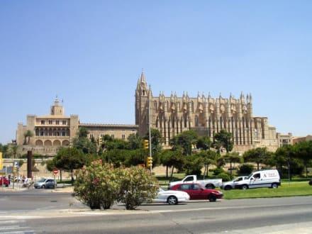 Kathedrale Palma de Mallorca - Kathedrale La Seu