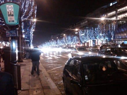 Die Champs-Elysées - Champs Elysees