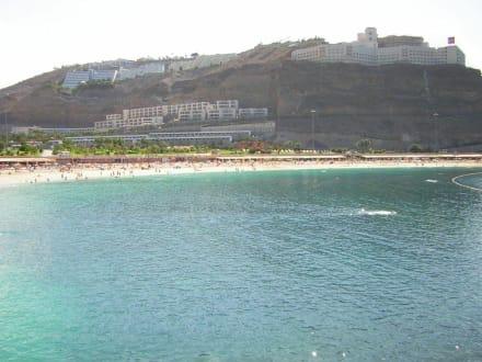 Der Strand Playa Amadores - Strand Playa de Amadores